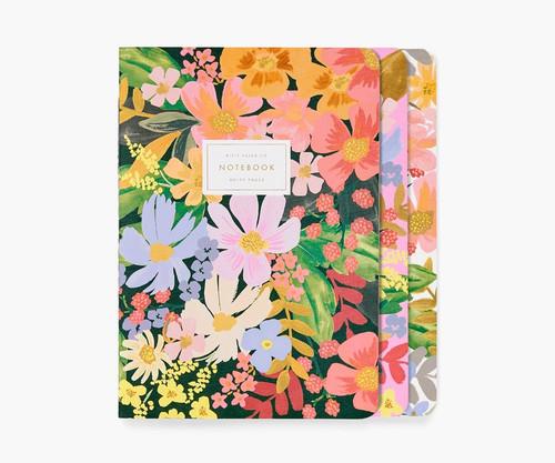 Marguerite Set of 3 Notebooks