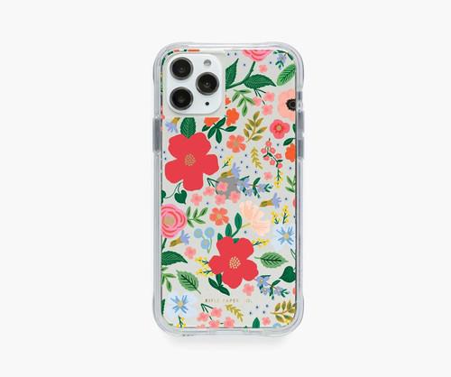 Wild Rose 11ProMax iPhone Case