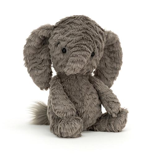 Squishu Elephant Large