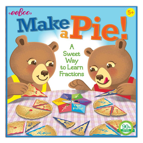 Make Pie Game