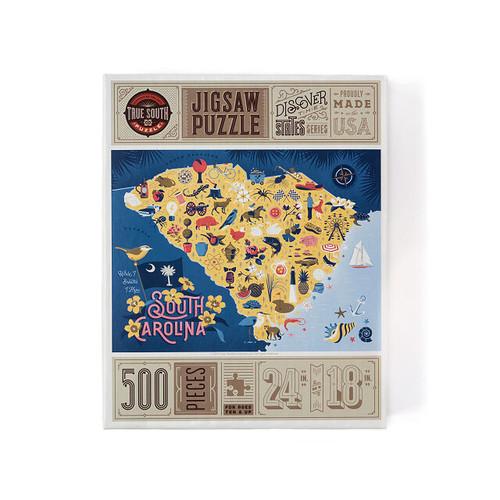 South Carolina Puzzle