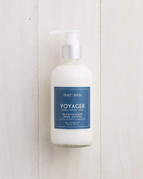 Voyager Shea Lotion
