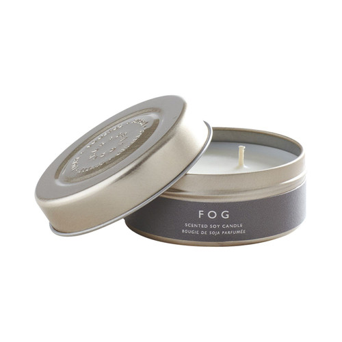 Mer- Fog Tin Candle