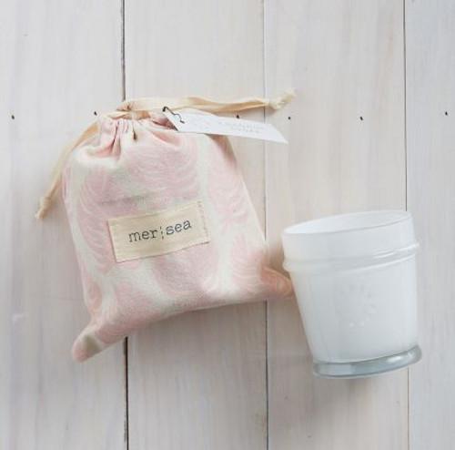 Coconut Sugar Printed Sandbag Candle