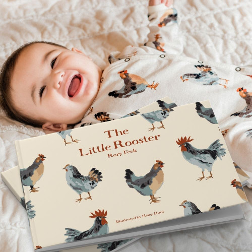 Milk- The Little Rooster Book