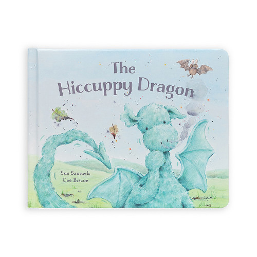 JC- The Hiccupy Dragon Book