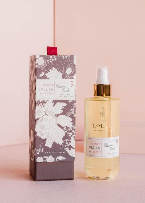 LoL- In Love Dry Oil