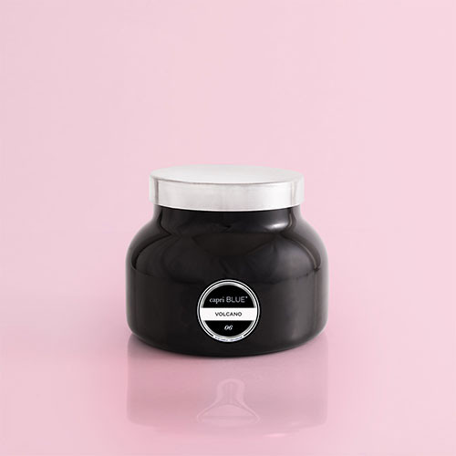 CB- Volcano Black Jar