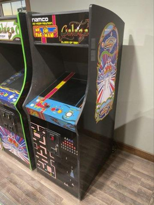 Ms. Pac-Man/Galaga 20th Anniversary Multicade