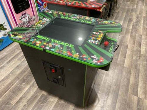 Multicade Artwork Cocktail Table