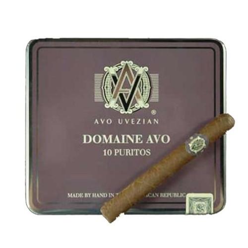 Avo Domaine Puritos 10 unit of 100 阿沃酒庄小雪茄100支装