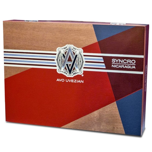Avo Syncro Robusto box of 20 阿沃思想者罗布图20支装