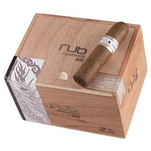 "Nub 460 Cameroon (Gordo) (4.0""x60)  Box of 24 努布460喀麦隆大胖子 4.0""x60 24支装"