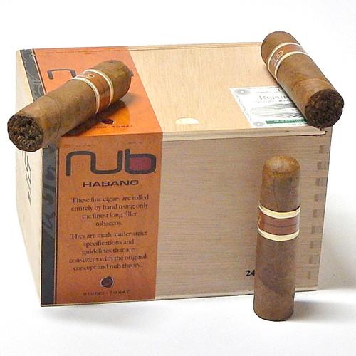 "Nub 358 Connecticut (Gordo) (3.7""x58) box of 24  努布358康涅狄格大胖子3.7""x58 24支装"