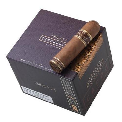 "Nub Cafe Espresso 460 (Gordo) (4.0""x60) box of 20 努布浓咖啡胖子460 4.0""x60 20支装"