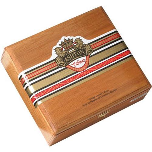 Ashton Cabinet Selection Belicoso box of 25  阿什顿老盒装精选鱼雷 25支装