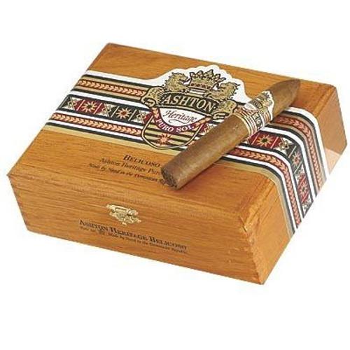 Ashton Heritage Puro Sol Belicoso No. 2 box of 25 -www.ilovecigar.com