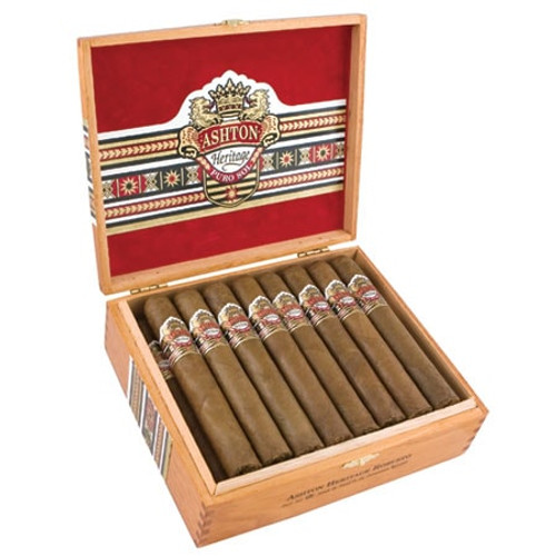 Ashton Heritage Puro Sol Churchill box of 25 -www.ilovecigar.com