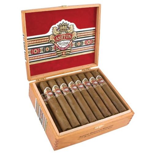 Ashton Heritage Puro Sol Corona Gorda box of 25 -www.ilovecigar.com