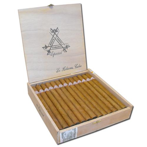 Montecristo ESPECIAL No.1- Box of 25