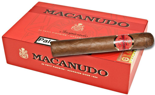 #20 • 2017 • Macanudo Inspirado Orange Churchill  7 X 48 - Natural - Box Of 20