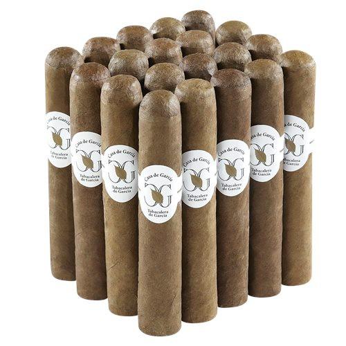 Casa de Garcia Robusto - Fresh Loc bag 50x4 3/4 Unit of 40    卡萨德加西亚(混合茄叶) 新鲜罗布图 40支一捆-wwww.ilovecigar.com