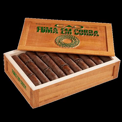 """CAO Brazilia Fuma em Corda Toro (6.0""""x58) Box of 20-www.ilovecigar.com"""