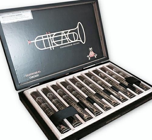 Montecristo Connoiseur Edition-Texas-Titan 60 x 6-box of 10