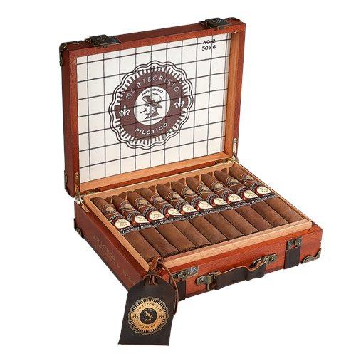 Montecristo Pilotico Pepe Mendez box of 20-www.ilovecigar.com