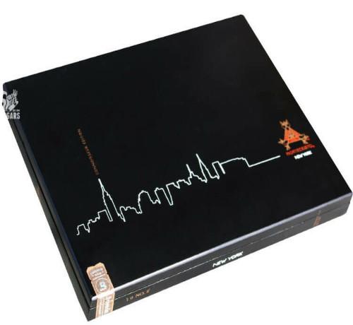 Montecristo Connoiseur Edition - New York box of 10-www.ilovecigar.com