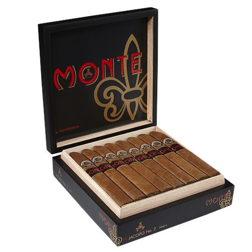 Monte By Montecristo  box of 16-www.ilovecigar.com