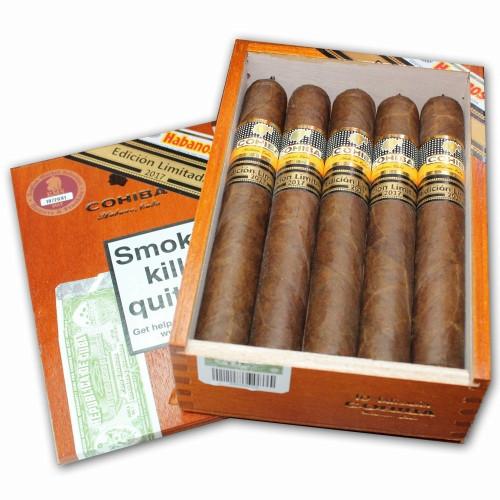 Cohiba Talisman Cigar (Limited Edition 2017) - Box of 10 高希霸佛塔2017限量版10支装-www.ilovecigar.com