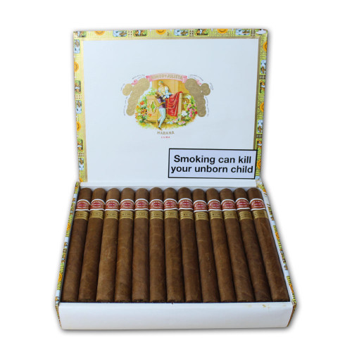 Romeo y Julieta Churchill- Box of 10  罗密欧丘吉尔10支装
