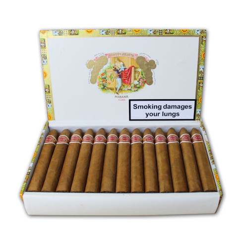 Romeo y Julieta Belicosos - Box of 25  罗密欧鱼雷25支装-www.ilovecigar.com