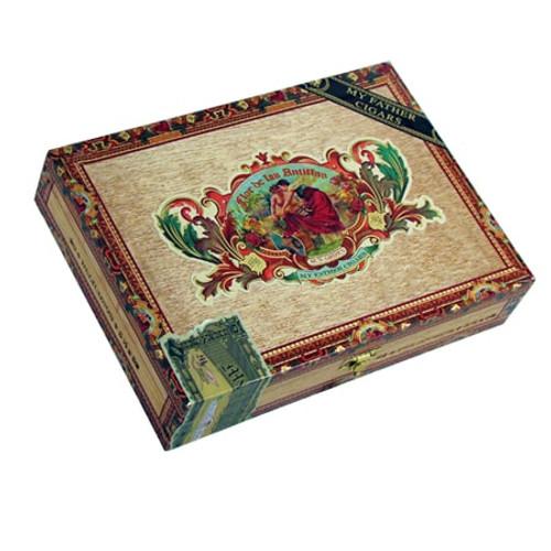 Flor De Las Antillas Belicoso box of 20 古巴女郎鱼雷20支装 (96分)