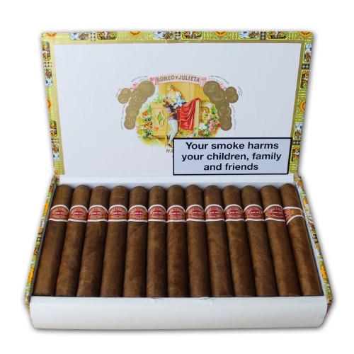 Romeo y Julieta Exhibition No. 4 Cigar - Box of 25  罗密欧展览4号25支装