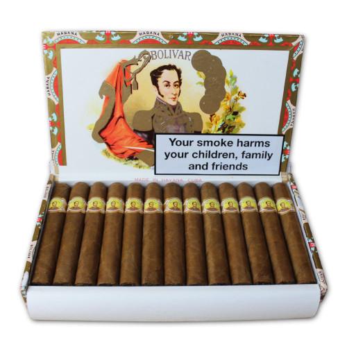 Bolivar Coronas Junior - Box of 25  玻利瓦尔少年皇冠25支装