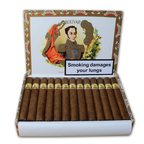 Bolivar Petit Coronas  - Box of 25  玻利瓦尔小皇冠25支装