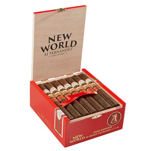 AJ Fernandez New World Puro Especial Box of 20