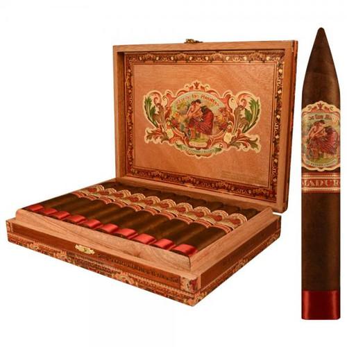 Flor de las Antillas Maduro Torpedo box of 20 古巴女郎马杜罗鱼雷20支装
