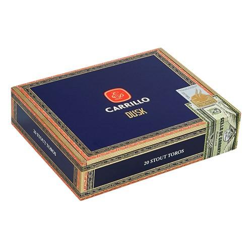 E.P. Carrillo Dusk Box of 20