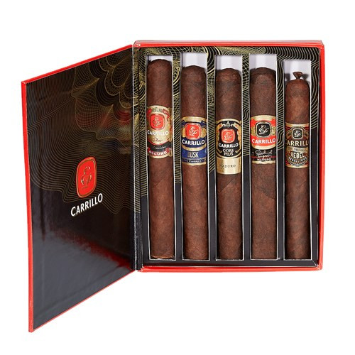 E.P. Carrillo Maduro Toro Sampler 5 Cigars
