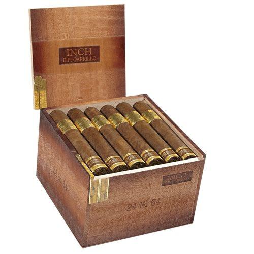 E.P. Carrillo INCH Natural Box of 24