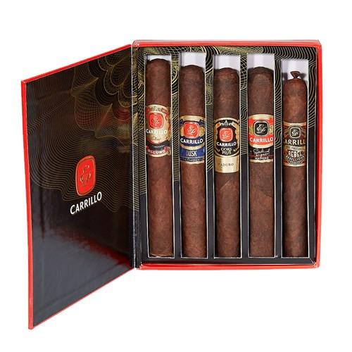 E.P. Carrillo Natural Toro Sampler 5 Cigars