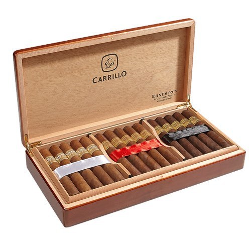 E.P. Carrillo Ernesto's Humidor No. 1 Box of 30