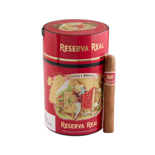 ROMEO Y JULIETA RESERVA REAL TORO JAR 20 Cigar