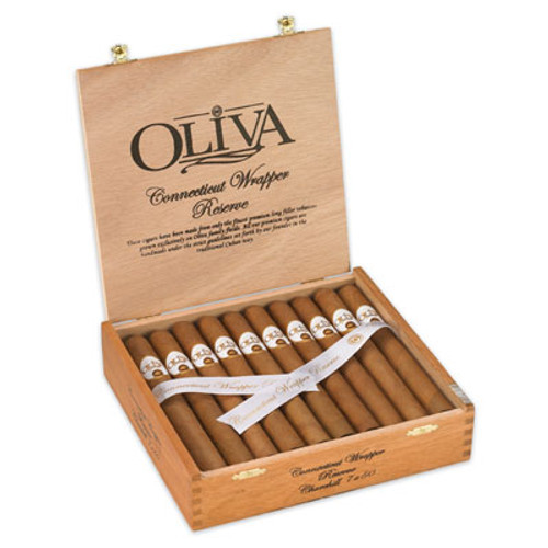 Oliva Connecticut Reserve Churchill box of 20