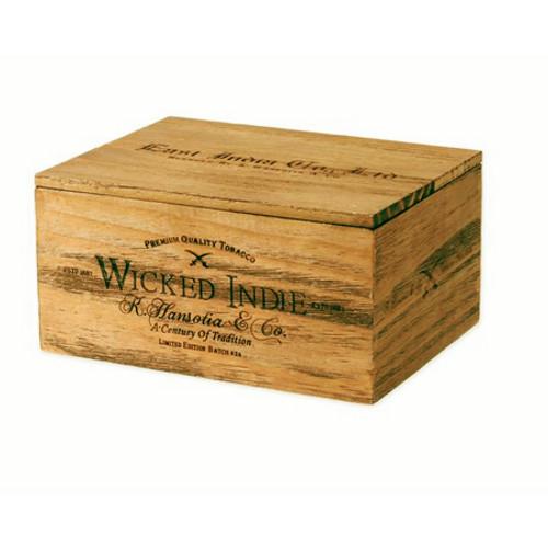 廓尔喀邪恶独立 公牛 50支装 Gurkha Wicked Indie Toro box of 50