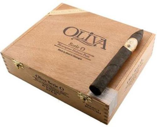 奥利瓦O系列马杜罗鱼雷20支装 Oliva Serie O Torpedo box of 20