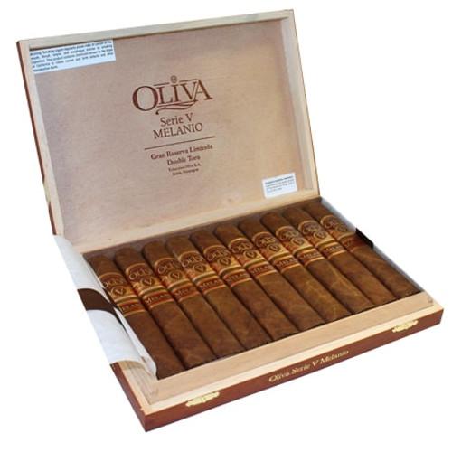 奥利华V系列米拉尼奥双公牛10支装 Oliva Serie V Melanio Double Toro box of 10